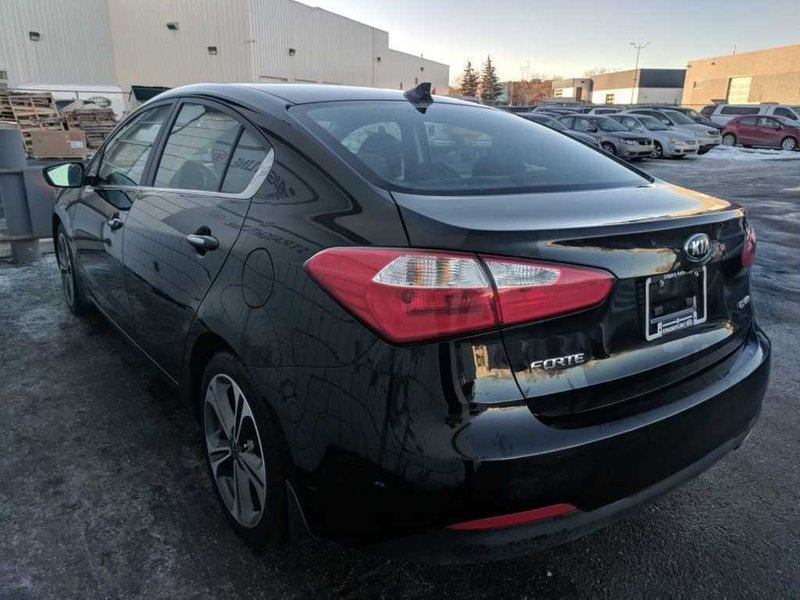 2016 Kia Forte for sale in Calgary, Alberta