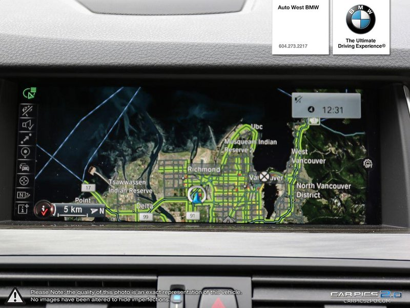 2016 BMW 5 Series for sale in Richmond, British Columbia
