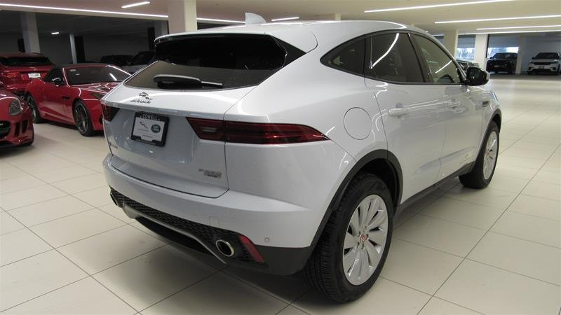 2018 Jaguar E-PACE for sale in Richmond, British Columbia