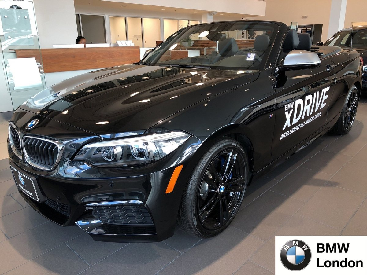 Bmw London Ontario >> 2018 Bmw 2 Series For Sale In London