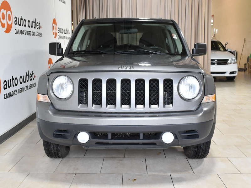 2013 Jeep Patriot for sale in Edmonton, Alberta