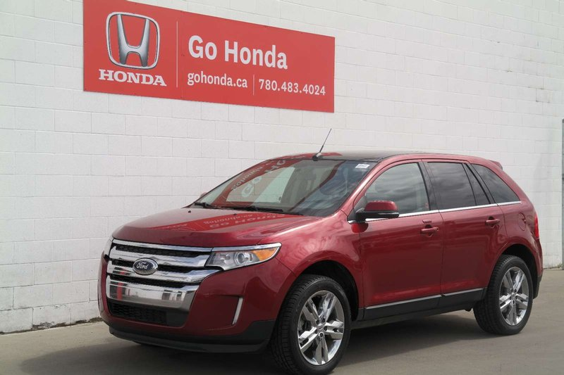 2014 Ford Edge Limited for sale in Edmonton, Alberta