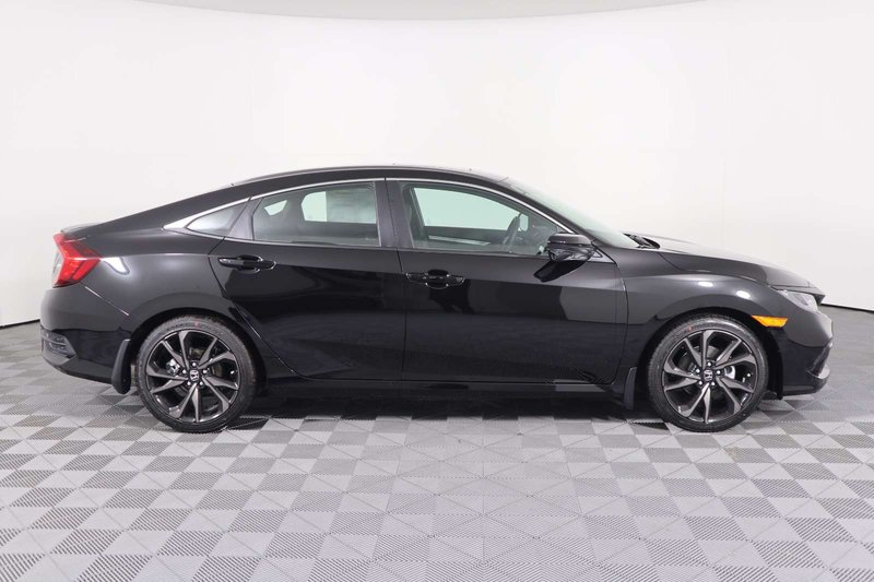 2019 Honda Civic Sedan for sale in Huntsville, Ontario