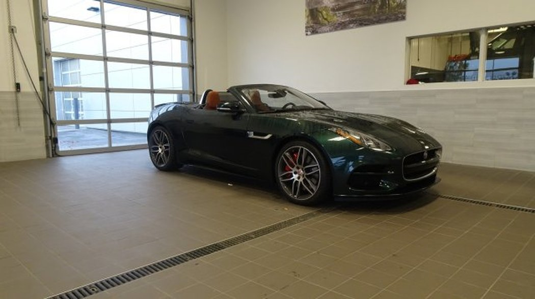 Calgary Auto Mall New Used Car Dealership Calgary: 2018 Jaguar F-TYPE For Sale In Calgary