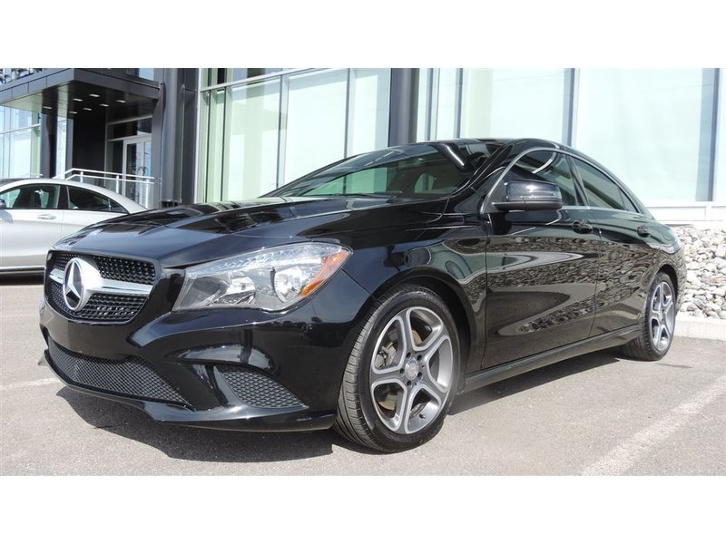 2016 Mercedes-Benz CLA for sale in St-Nicolas, Quebec