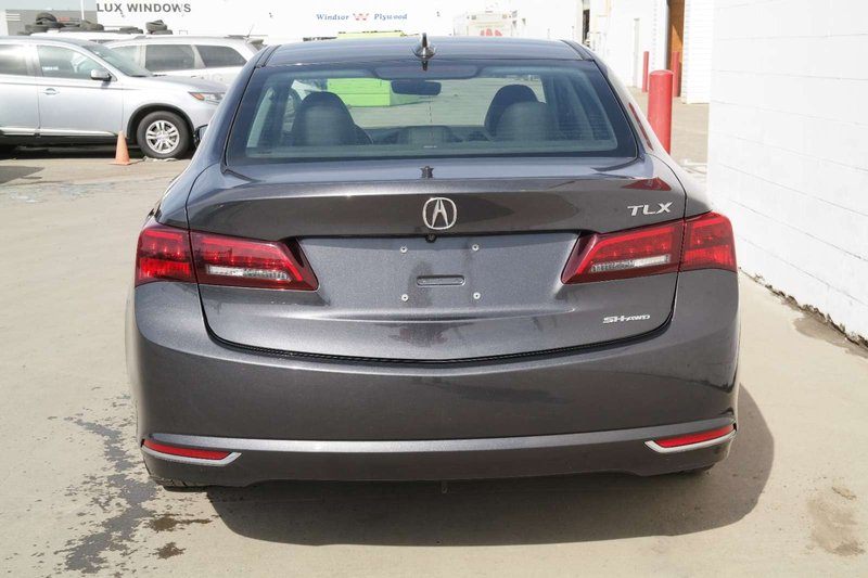 2015 Acura TLX for sale in Edmonton, Alberta