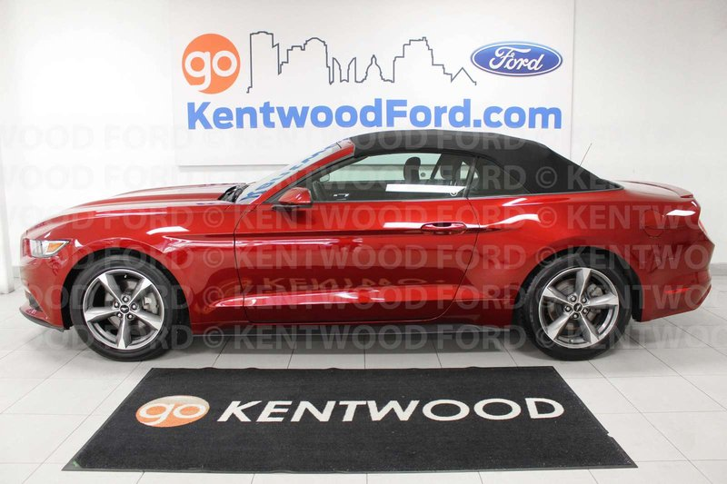 2017 Ford Mustang for sale in Edmonton, Alberta