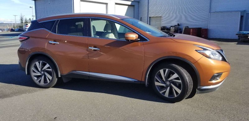 2015 Nissan Murano for sale in Campbell River, British Columbia