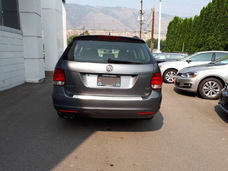 2013 Volkswagen Golf Wagon for sale in Kamloops, British Columbia