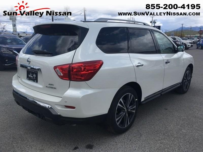 2019 Nissan Pathfinder for sale in Cranbrook, British Columbia
