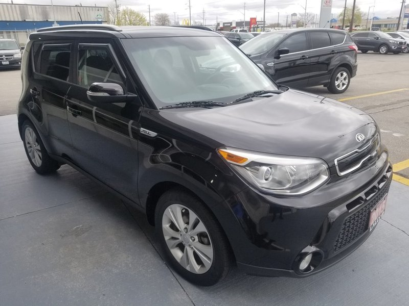2015 Kia Soul for sale in Chatham, Ontario
