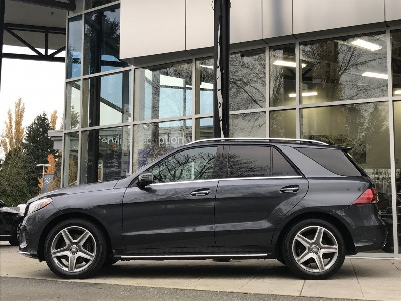 2016 Mercedes-Benz GLE for sale in Surrey, British Columbia
