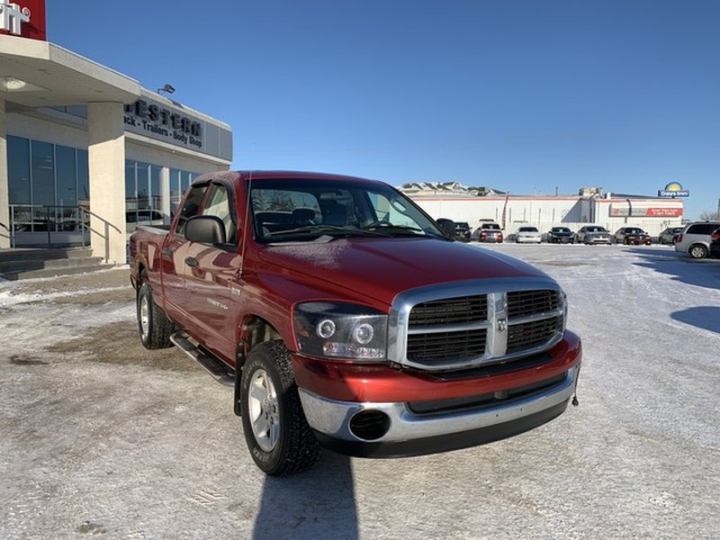2006 Dodge Ram 1500 for sale in Moose Jaw, Saskatchewan
