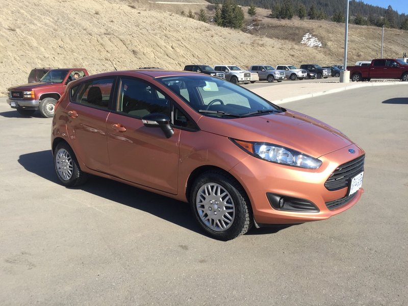 2017 Ford Fiesta for sale in Williams Lake, British Columbia