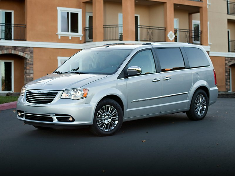 2015 Chrysler Town & Country for sale in Peace River, Alberta