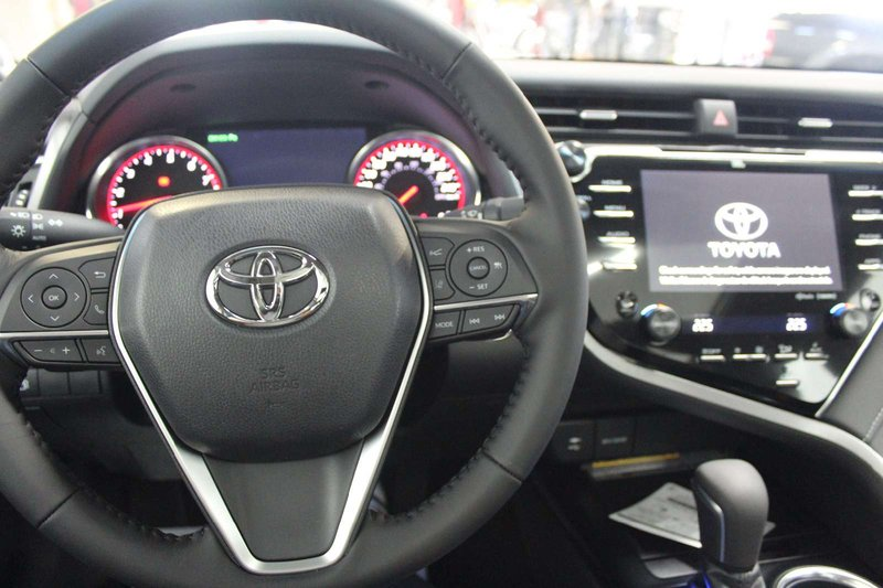 2018 Toyota Camry for sale in Winnipeg, Manitoba