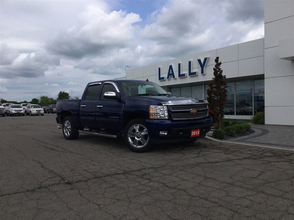 2013 Chevrolet Silverado 1500 for sale in Tilbury, Ontario