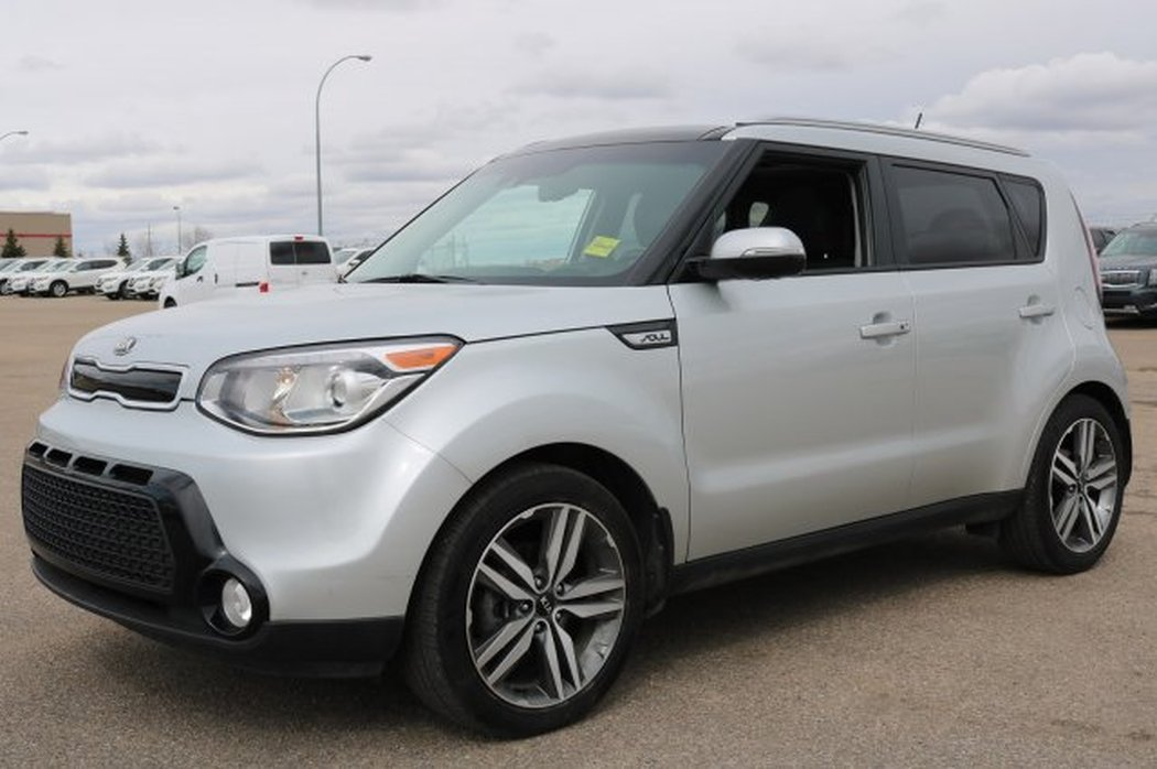 2016 Kia Soul for sale in Sherwood Park