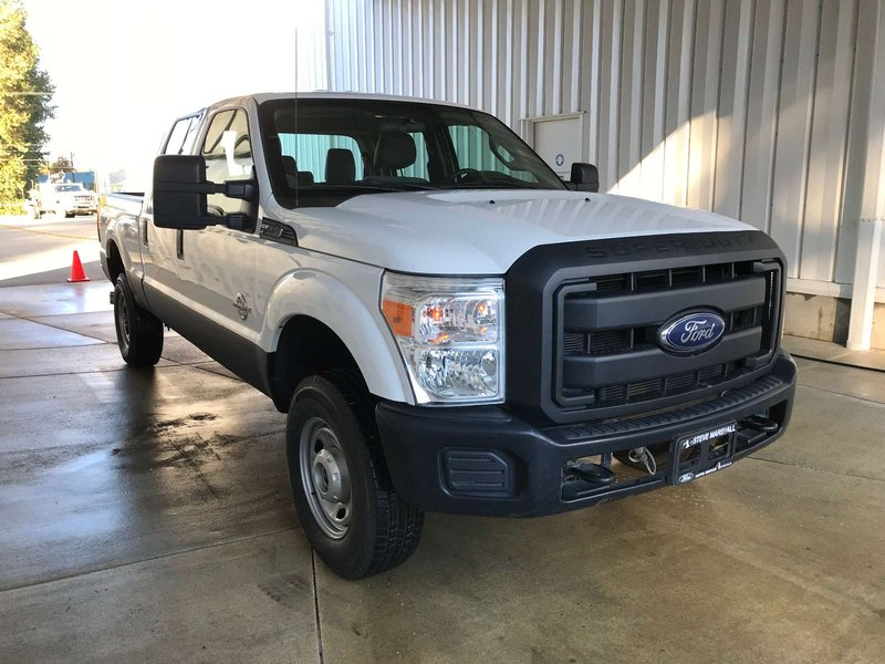 2015 Ford Super Duty F-350 SRW for sale in Campbell River, British Columbia