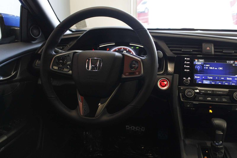 2019 Honda Civic Hatchback for sale in Vernon, British Columbia