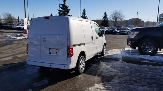 2018 Nissan NV200 Compact Cargo for sale in Calgary, Alberta
