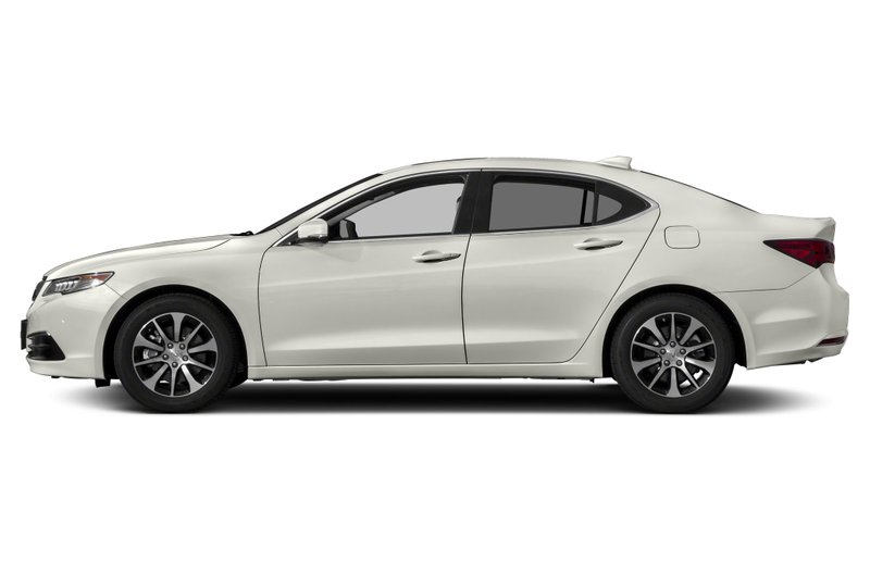 2017 Acura TLX for sale in Calgary, Alberta