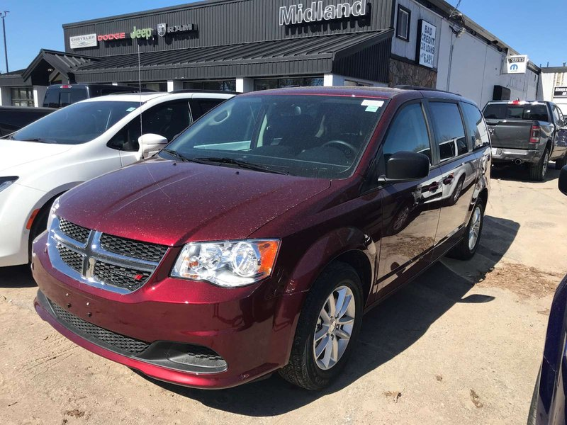2019 Dodge Grand Caravan for sale in Midland, Ontario