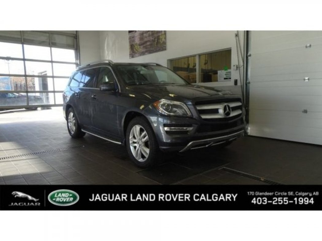 2014 Mercedes-Benz GL for sale in Calgary on