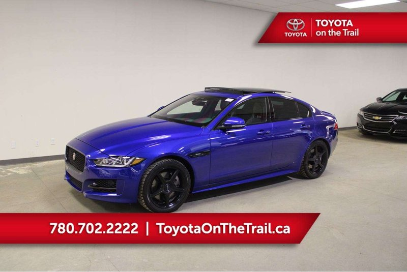 2017 Jaguar XE for sale in Edmonton, Alberta
