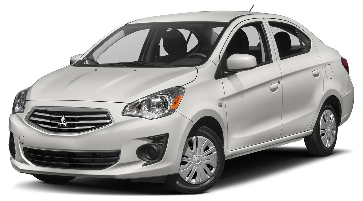 2017 Mitsubishi MIRAGE G4 for sale in Edmonton, Alberta