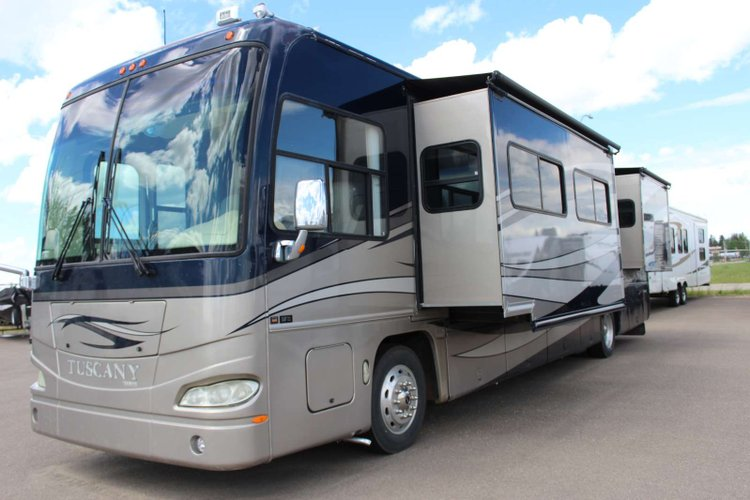 For Sale | Pre-Owned 2006 Damon Tuscany 350HP (CLASS A) Only $385