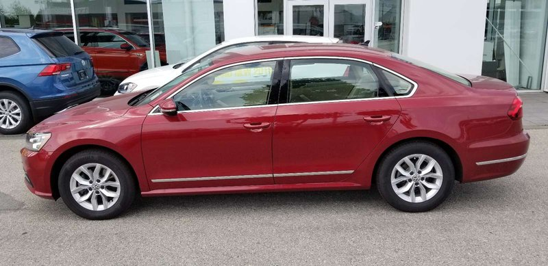 2017 Volkswagen Passat for sale in Langley, British Columbia