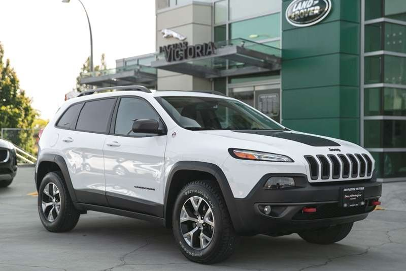 2016 Jeep Cherokee for sale in Victoria, British Columbia