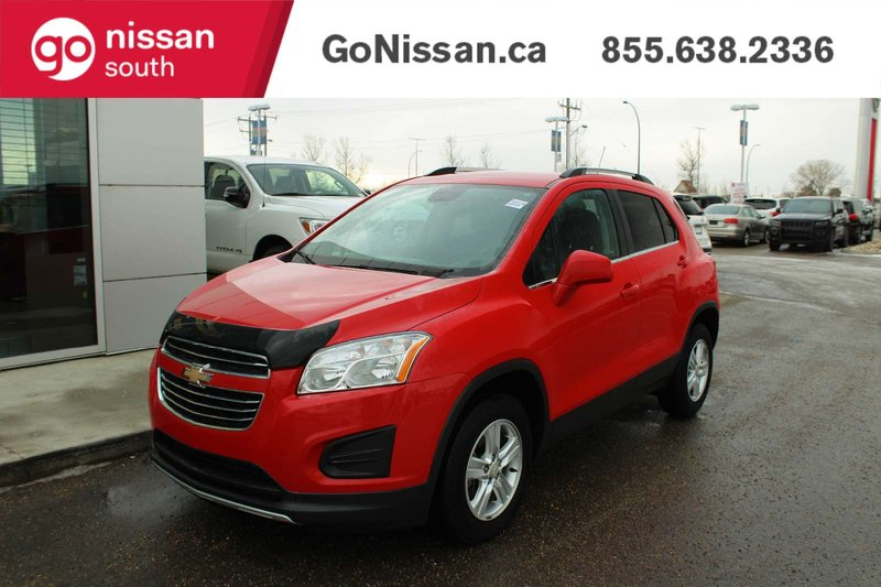 2016 Chevrolet Trax for sale in Edmonton, Alberta