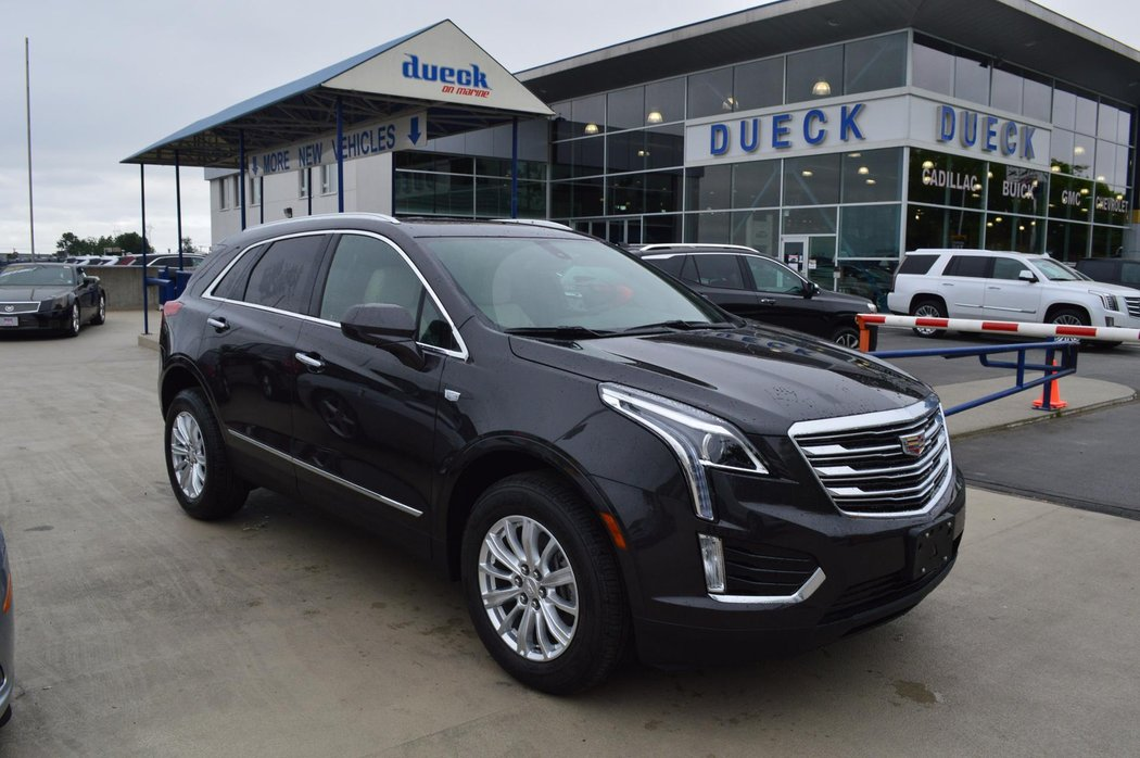2018 Cadillac Xt5 For Sale In Vancouver