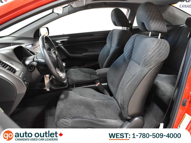 2011 Honda Civic Coupe for sale in Edmonton, Alberta