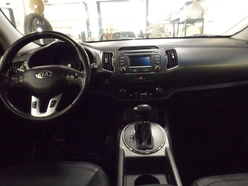 2013 Kia Sportage for sale in Calgary, Alberta