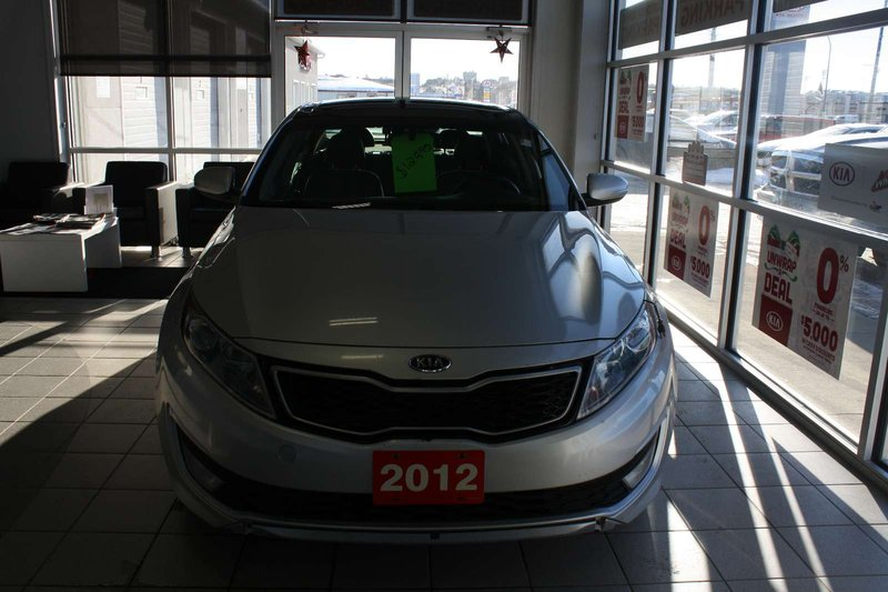 2012 Kia Optima for sale in Brandon, Manitoba