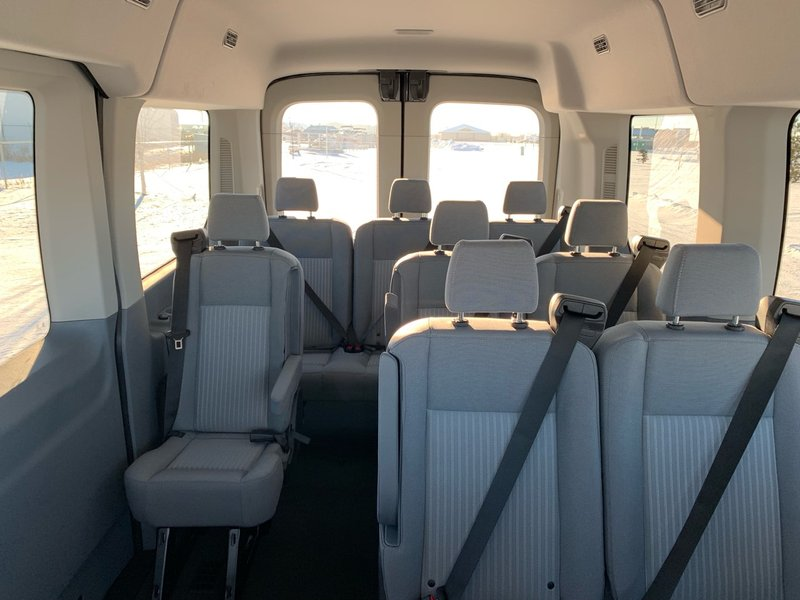 2018 Ford Transit Passenger Wagon for sale in Humboldt, Saskatchewan