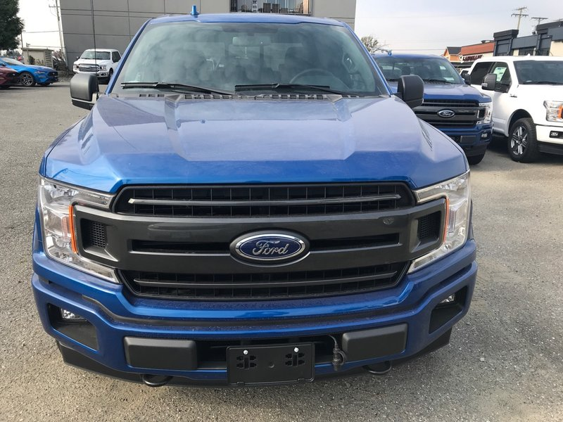 2018 Ford F-150 for sale in Abbotsford, British Columbia