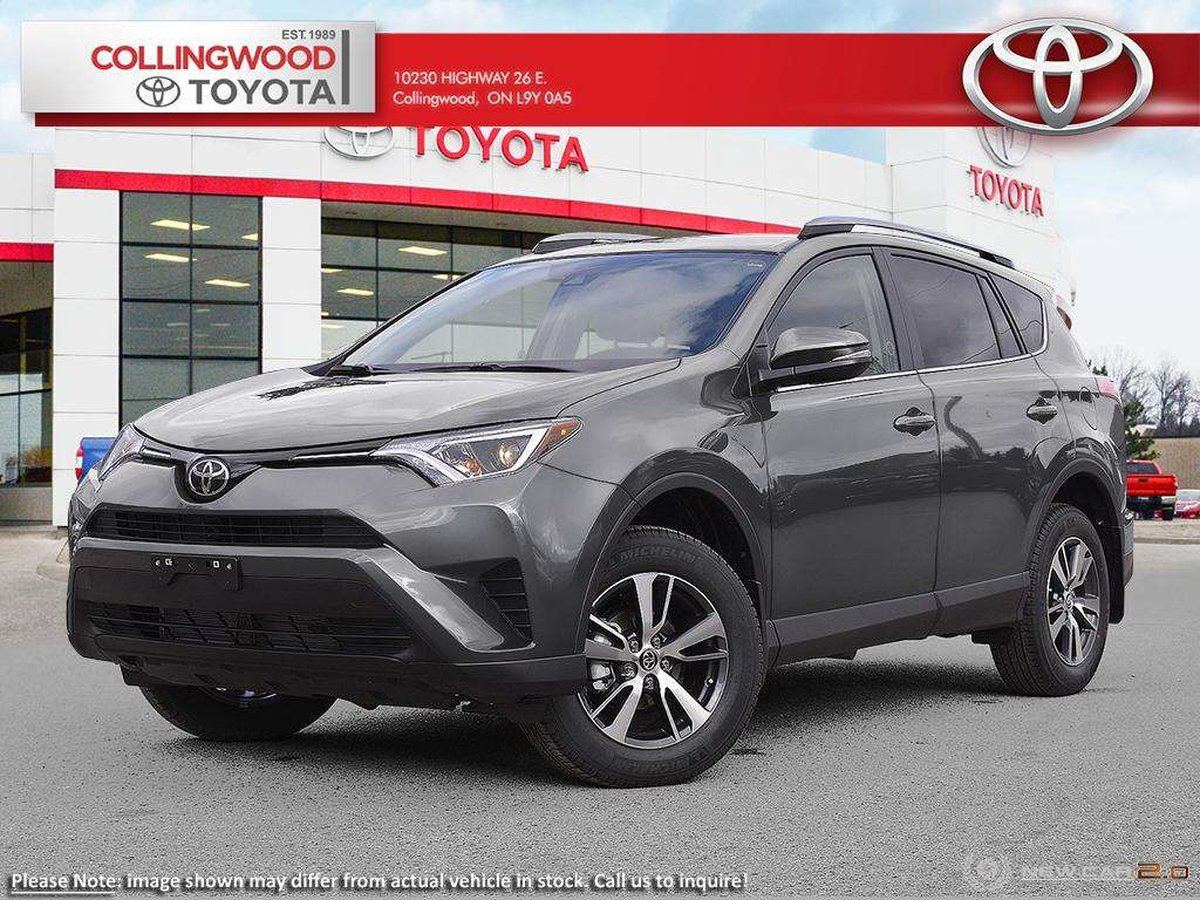 2018 Toyota RAV4 for sale in Collingwood, Ontario