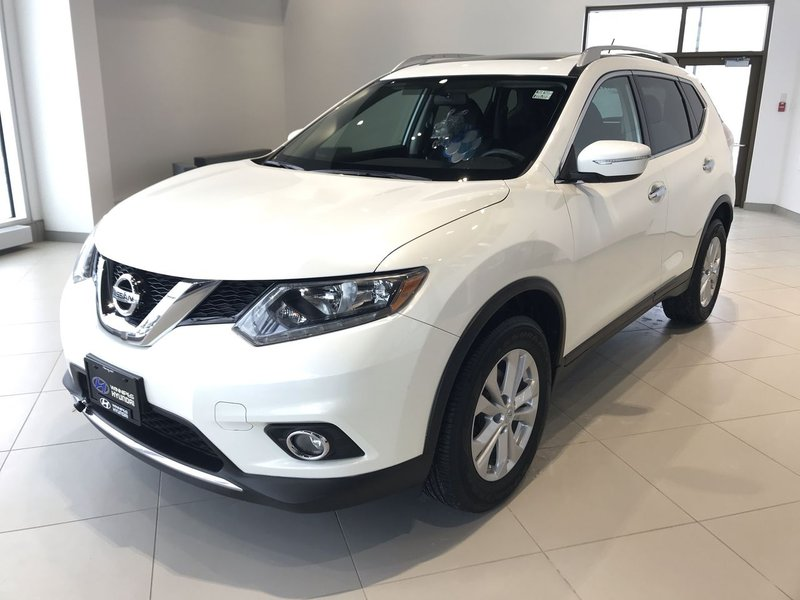 2015 Nissan Rogue for sale in Winnipeg, Manitoba