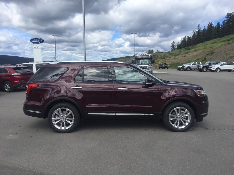 2018 Ford Explorer for sale in Williams Lake, British Columbia
