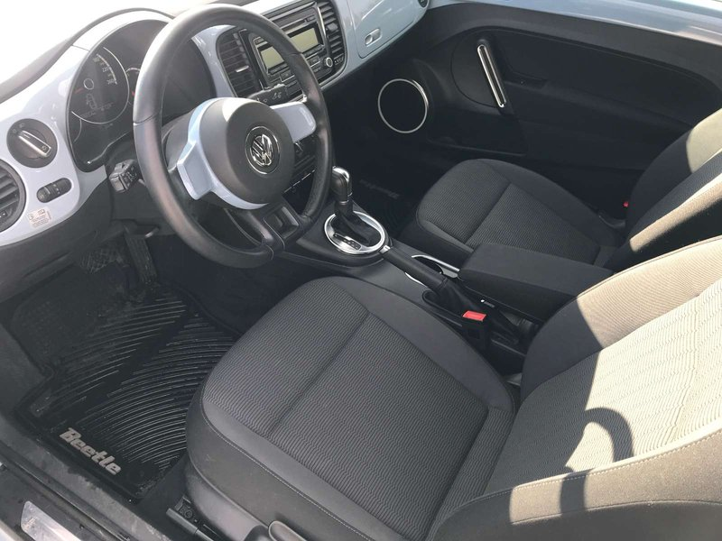 2014 Volkswagen Beetle Coupe for sale in North Bay, Ontario
