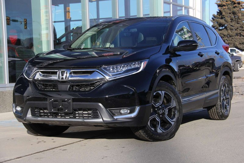 2017 Honda CR-V for sale in Kamloops, British Columbia