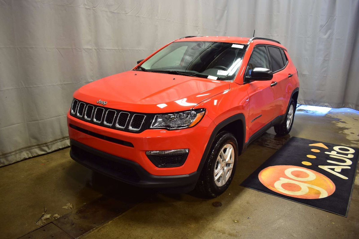 2018 Jeep Compass for sale in Red Deer, Alberta