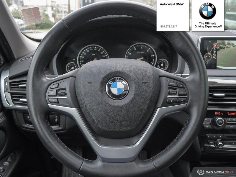 2016 BMW X5 for sale in Richmond, British Columbia