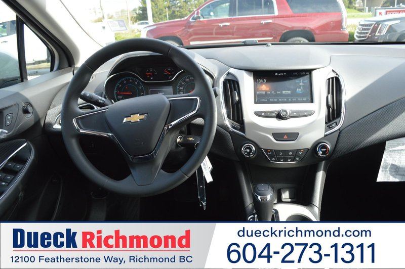 2018 Chevrolet Cruze for sale in Richmond, British Columbia