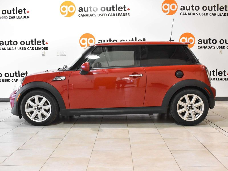 2012 MINI Cooper Hardtop for sale in Edmonton, Alberta