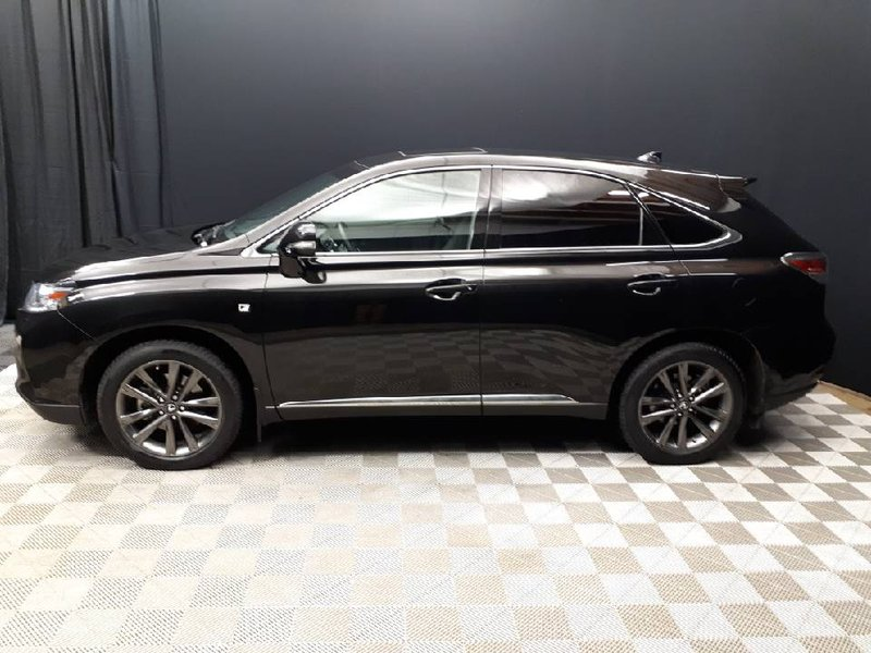 2015 Lexus RX 350 for sale in Edmonton, Alberta